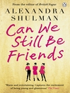 Can We Still Be Friends (eBook)